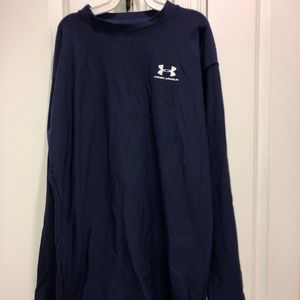 Other - Under armour navy athletic top